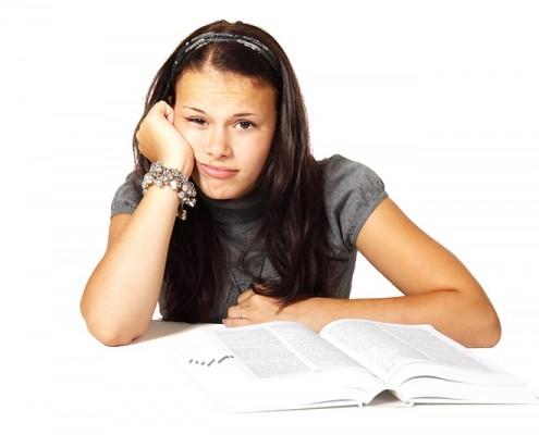 Angst und Lernblockaden