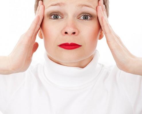 Kopfschmerzen lösen durch Hypnose